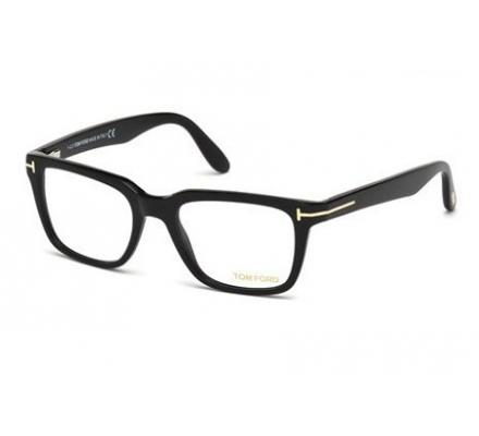 Tom Ford TF 5304 - 001 Black 52-19