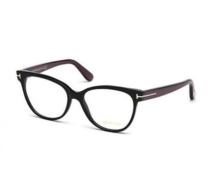Tom Ford TF 5291 - 005 Black 55-16