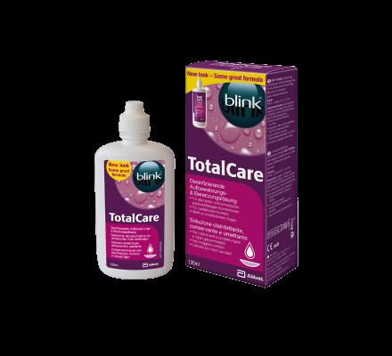 Total Care Desinfektion/Aufbewahrung 120ml