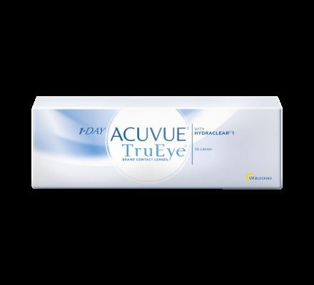 1-Day Acuvue TruEye - 30 Tageslinsen