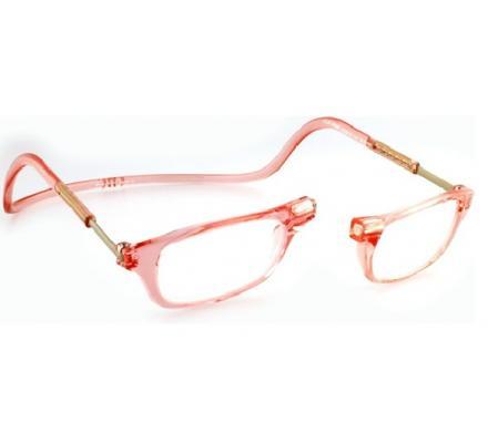 Clic Magnet Lesebrille Classic CRP Pink