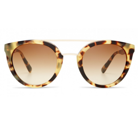 VIU The Starlet - SUN - Gold Tortoise Glanz