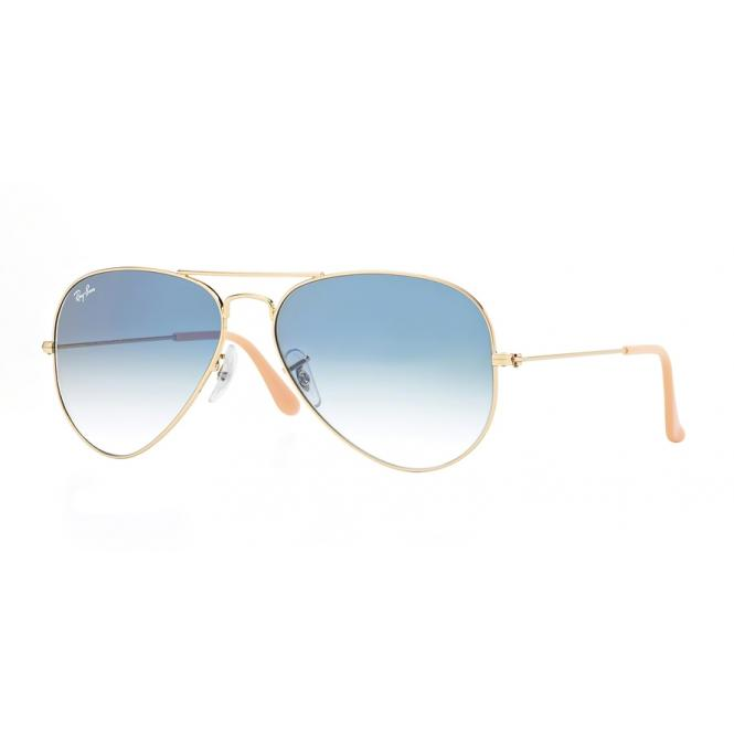 Ray-Ban Aviator Large Metal RB3025 - 001-3F 58-14