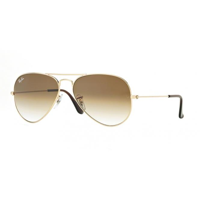 Ray-Ban Aviator Large Metal RB3025 - 001-51 55-14
