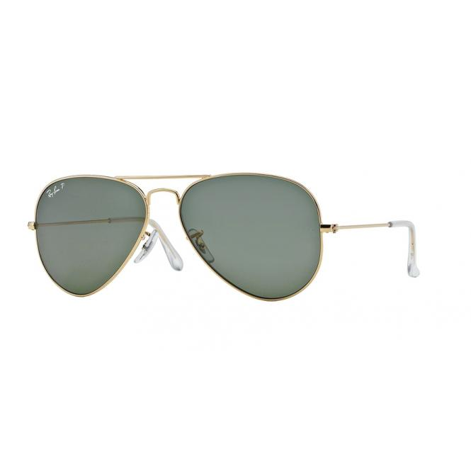 Ray-Ban Aviator Large Metal RB3025 - 001-58 Pol. 55-14