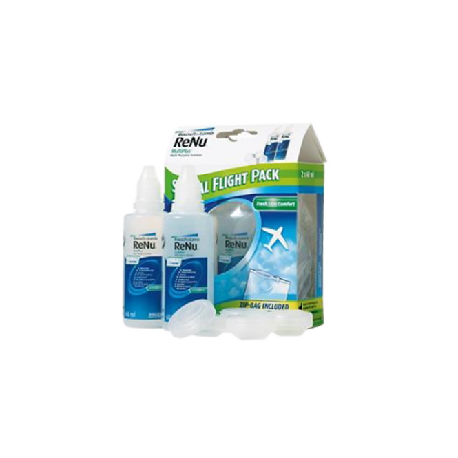 ReNu MultiPlus Flight Pack 60ml BAUSCH+LOMB