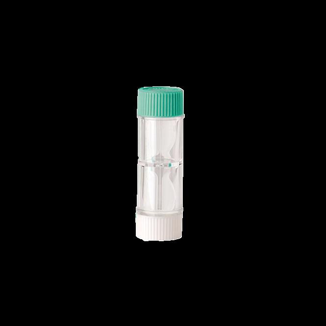 CONTOPHARMA Behälter hoch (Verschluss grün/weiss) - 1x