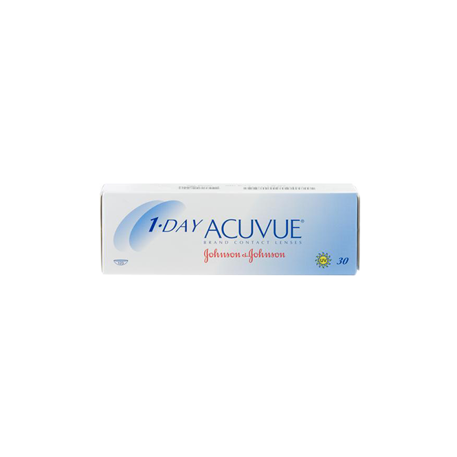 Image of 1-Day Acuvue - 30 Tageslinsen