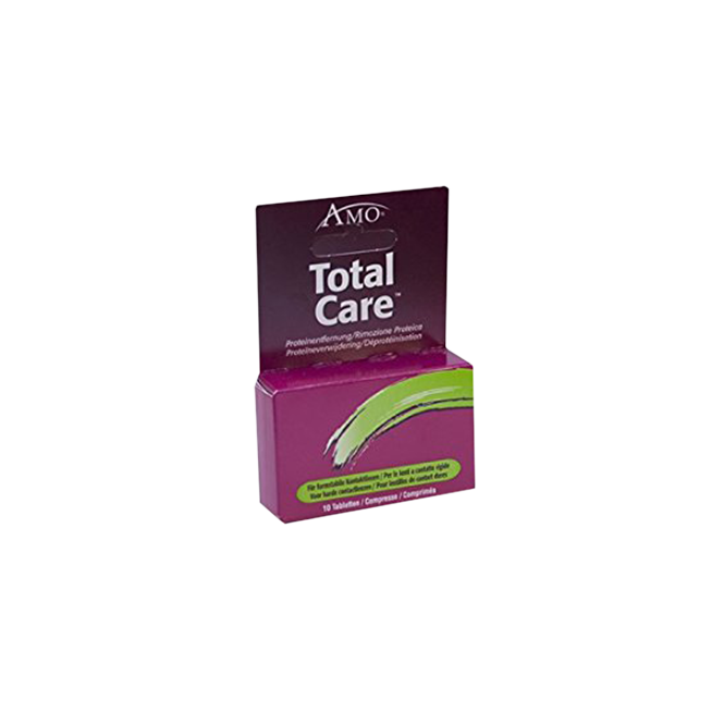 Total Care Proteinentfernung - 10 Tabletten