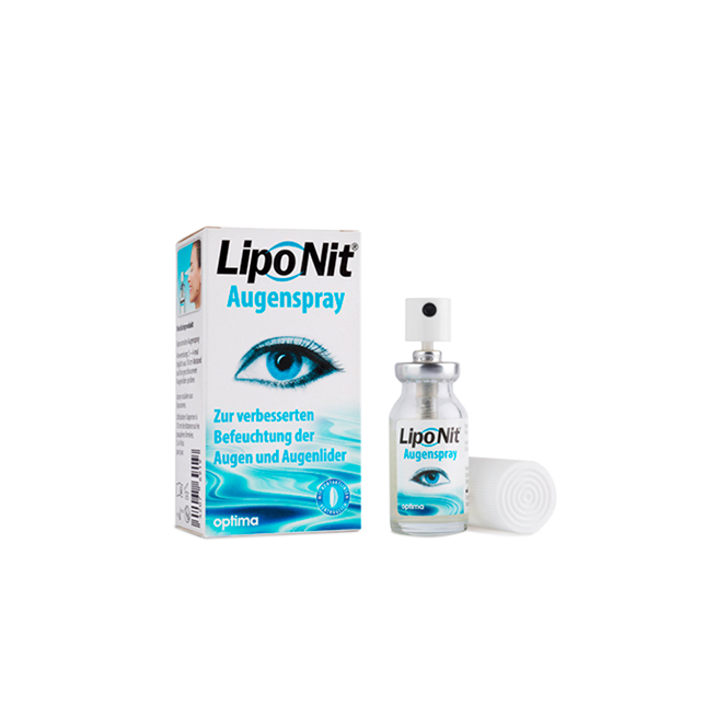 Lipo Nit Lidspray Augenspray 10ml LipoNit