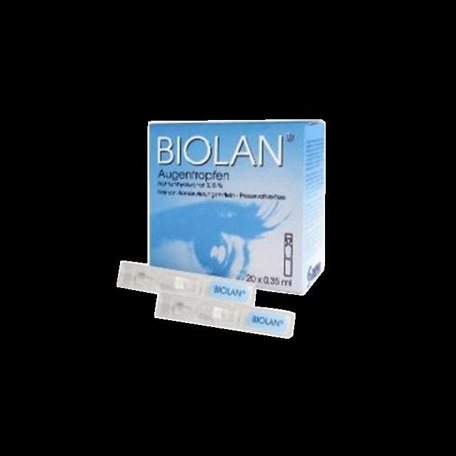 Biolan® Augentropfen - 0.35ml
