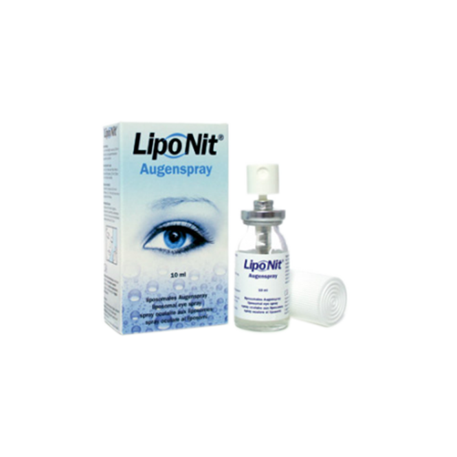 Lipo Nit Lidspray Augenspray 20ml LipoNit