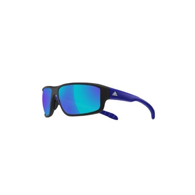 adidas Kumacross2.0 a424  black matt/blue 6055