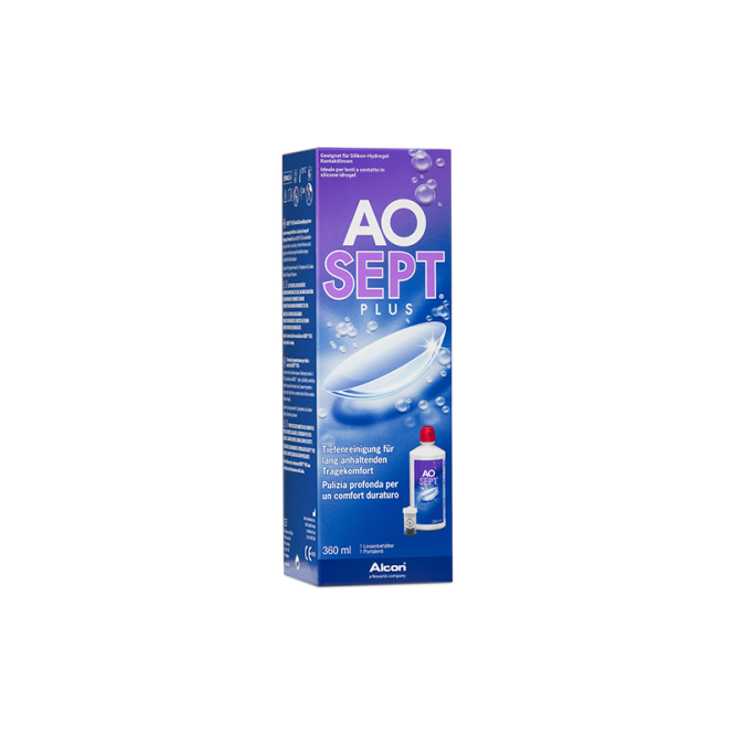 AO Sept Plus - 360ml & Behälter