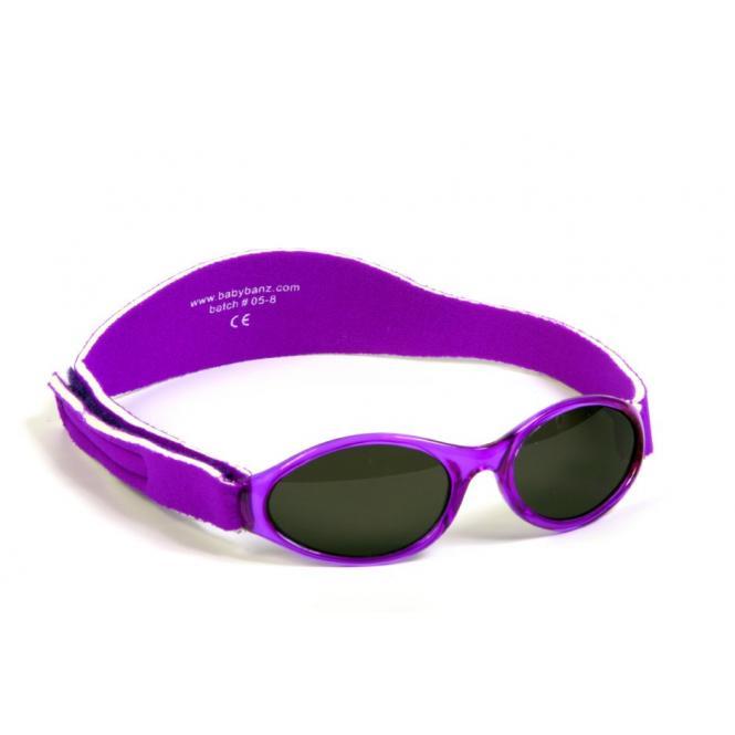 KidBanz Purple (2-5 Jahre) Babysonnenbrillen von Baby Banz