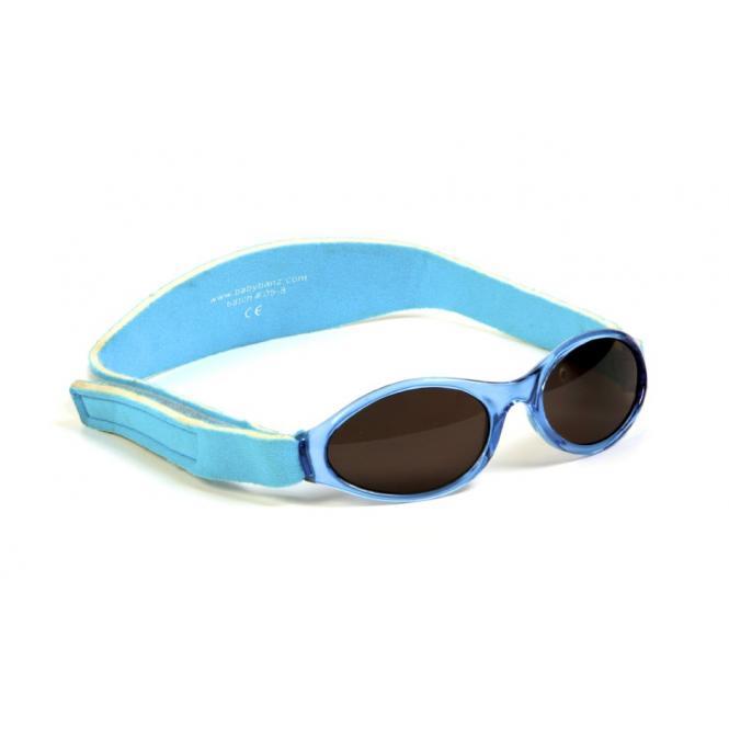 KidBanz Light Blue (2-5 Jahre) Babysonnenbrillen von Baby Banz