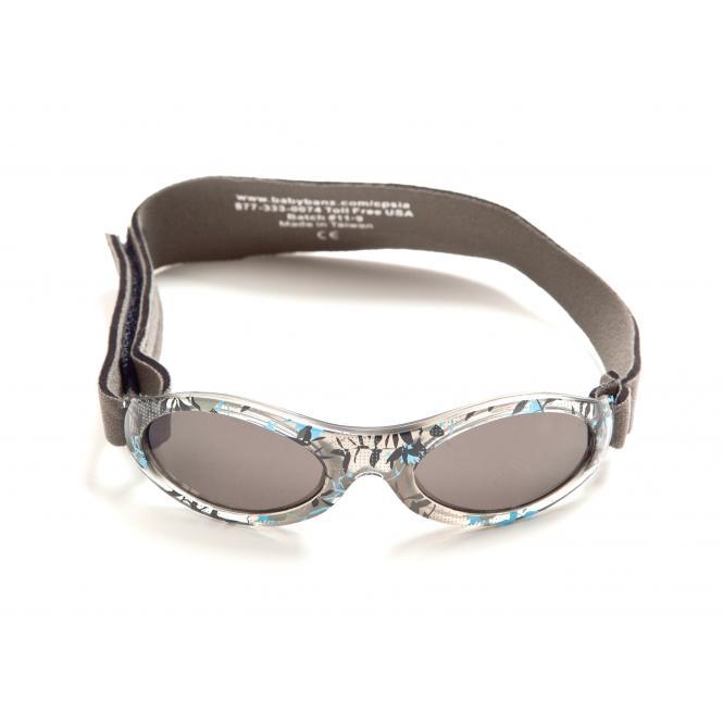 KidBanz Grey Camobloem (2-5 Jahre) Babysonnenbrillen von Baby Banz