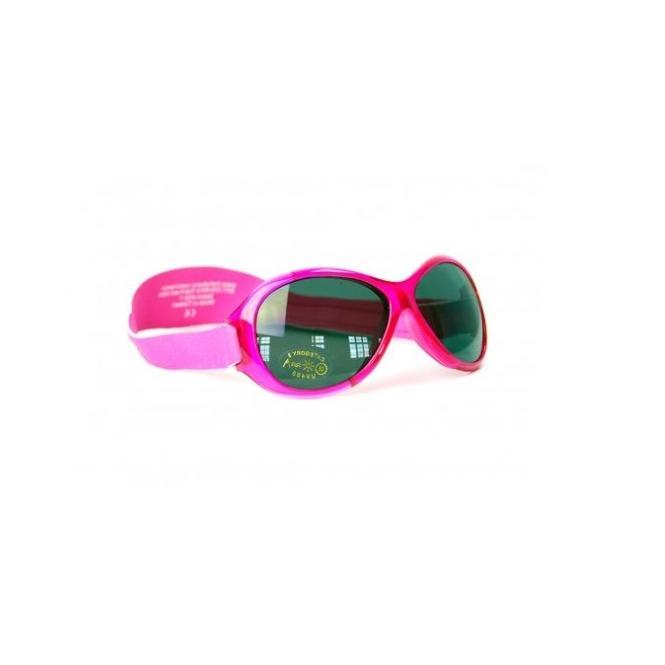 BabyBanz Retro Pink (0-2 Jahre) Babysonnenbrillen von Baby Banz