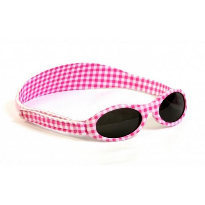 KidBanz Pink Caro (2-5 Jahre) Babysonnenbrillen von Baby Banz
