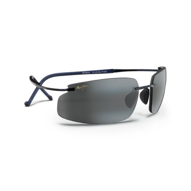 Maui Jim Sunglasses Big Beach 518-03