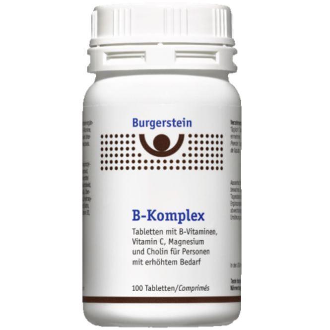 Burgerstein B-Komplex 100 Tabletten