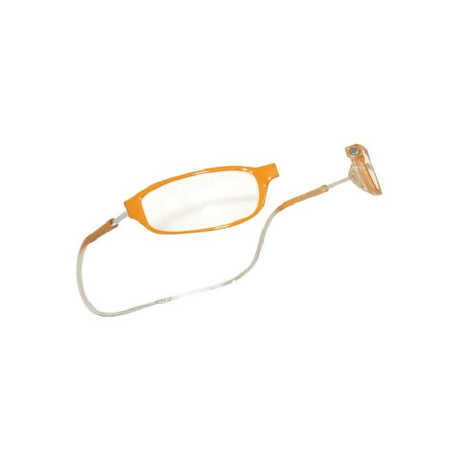 Clic Magnet Lesebrille Kids CKN Orange