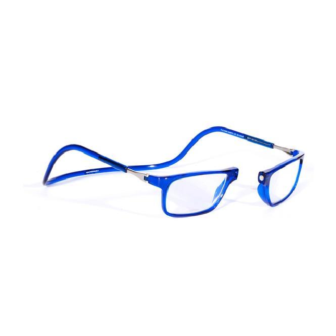 Clic Magnet Lesebrille Executive CXA Blue