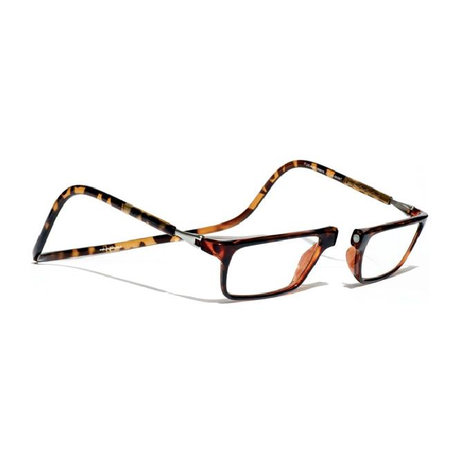 Clic Magnet Lesebrille Executive CXR Red