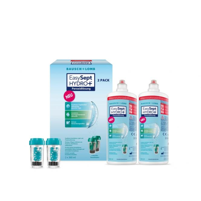 EasySept Hydro+ Peroxidlösung - 2 x 360ml