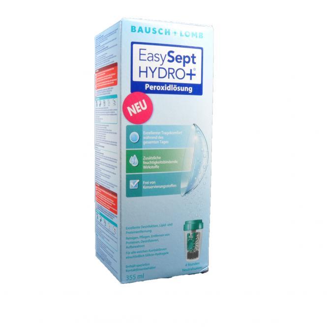 EasySept Hydro+ Peroxidlösung 120ml & Behälter