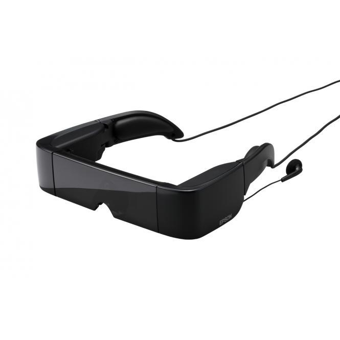 Multimedia-Brille Moverio BT-100 tragbar von Epson