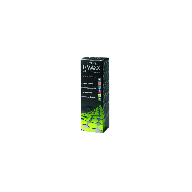 EYEYE I MAXX All in One Lösung 360ml & 1 Behälter