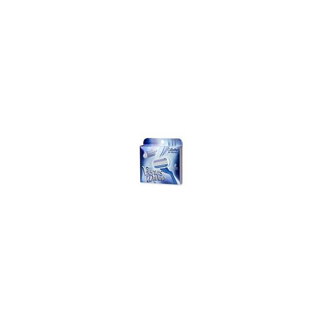 Gillette Venus Divine - 4 Klingen