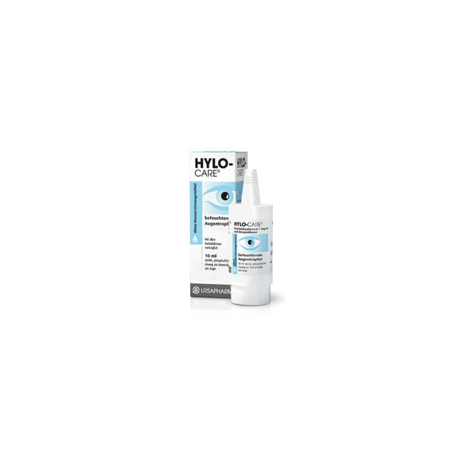 HYLO-CARE Augentropfen - 10ml