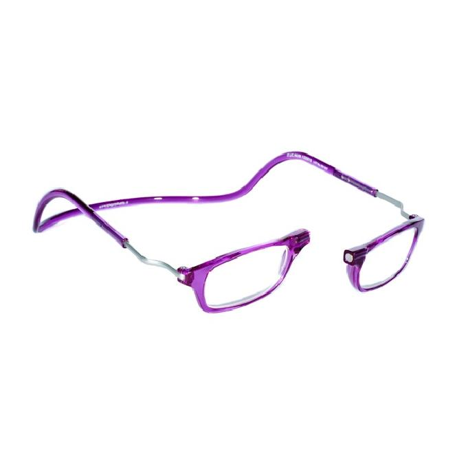 Clic Magnet Lesebrille XLCRV Lavender