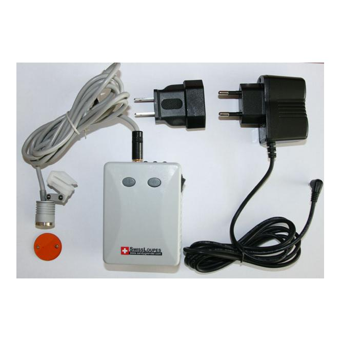SandyGrendel LED-Micro mit Orangefilter