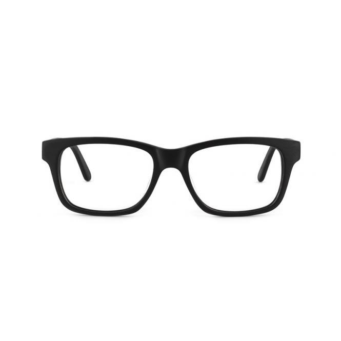 LENSVISION EASY - Black Matt 51-17