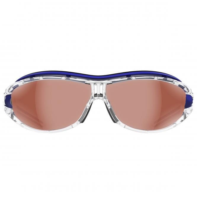 adidas Evil Eye Pro a126 L Transparent/Blue 6079 Large