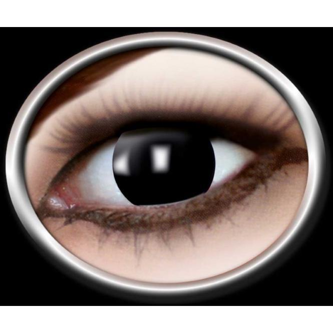 Blind Black 812 - 2 Kontaktlinsen