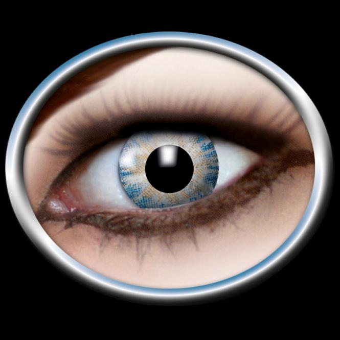 Magic Blue 637 - 2 Kontaktlinsen