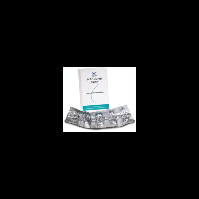 Naclens Enzymtabletten - 10 Tabletten
