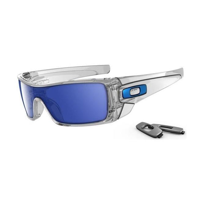 Oakley Batwolf Clear Sonnenbrille