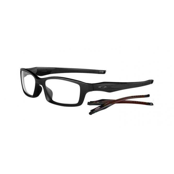 Oakley Crosslink - OX8030-0555 Large - Black Satin