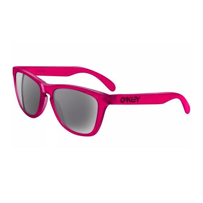 Oakley Frogskins Acid Pink Sonnenbrille