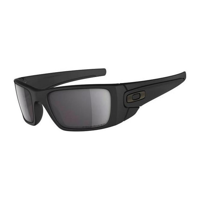 Oakley Fuel Cell Matte Black Polarized Sonnenbrille