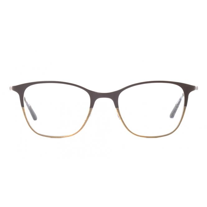 Oliver Peoples Abbe - Brown/Antique Gold 48-19