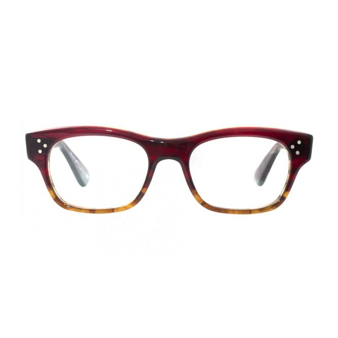 Oliver Peoples Artie - Red Tortoise Gradient 50-18