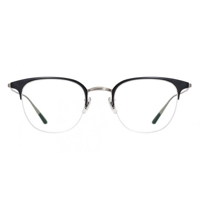 Oliver Peoples Wilkins 1162T - Black/Brushed Silver 49-21