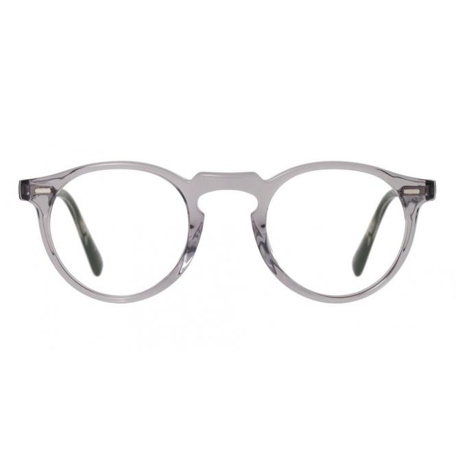 Oliver Peoples Gregory Peck 45 RX - OV5186 Workman Grey/Ebonywood 45-23