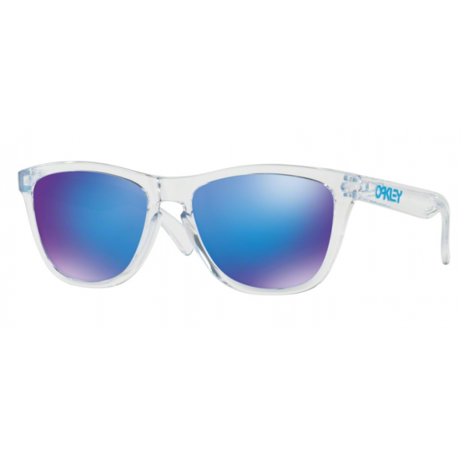 Oakley Frogskins Polished Clear OO9013-A6